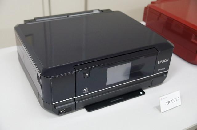 EPSON カラリオ EP-805A