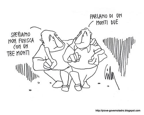 Monti Due - Tre Monti by Livio Bonino