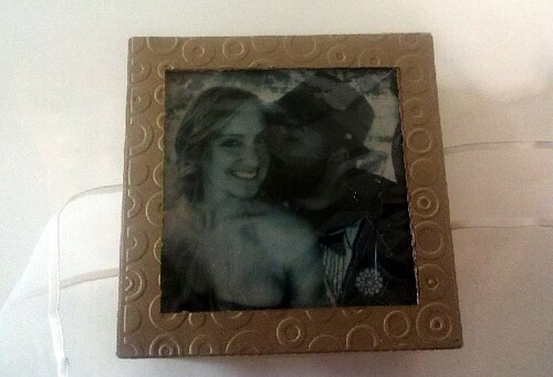 Custom Coasters for Wedding