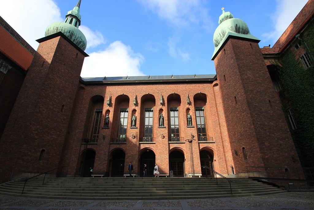 Town Hall- Stockholm, Sweden