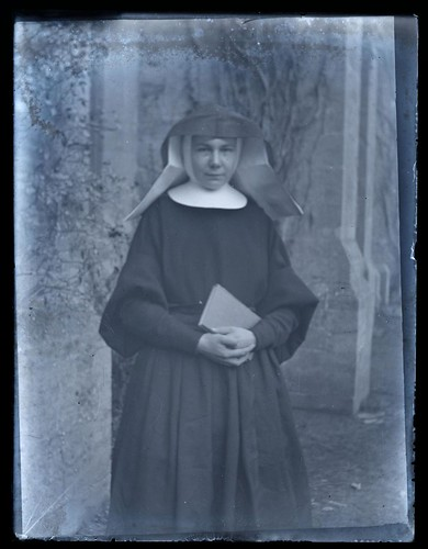 Portrait of a nun