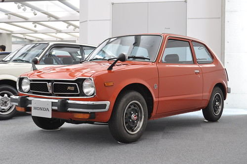 1974 HONDA CIVIC RS