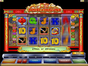 House of Dragons slot game online review