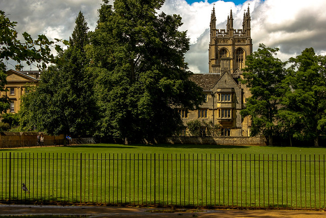 Merton College de Oxford
