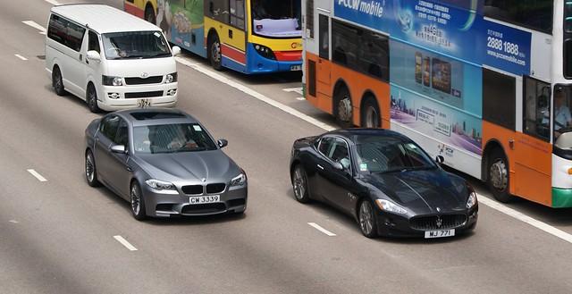 M5 vs GT S.