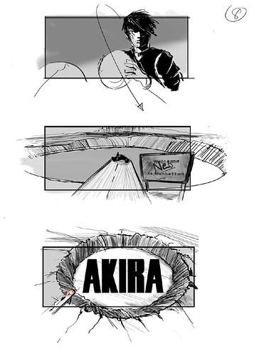 120912(2) - 好萊塢真人電影版《光明戰士 AKIRA》片頭場面的『分鏡表』正式公開......對啦、還有修改的空間啦! (7/7)