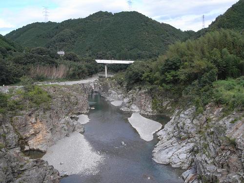 宮滝遺跡周辺@吉野町-08
