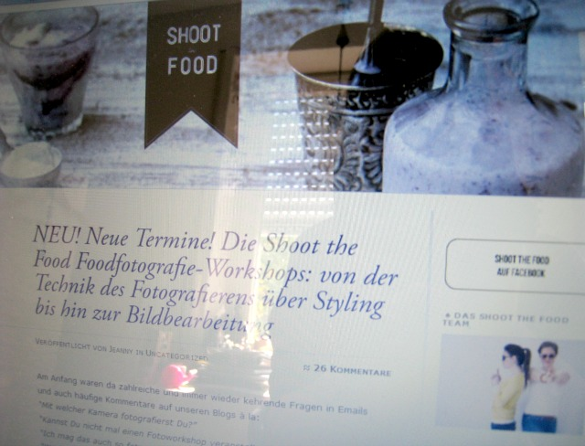 Mit Shoot The Food aus dem FFF zum GIVEAWAY 11