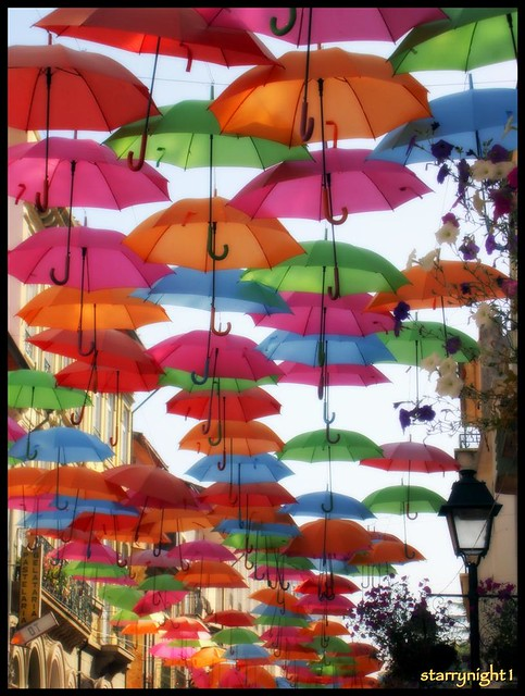 Águeda umbrellas - Chapéus de chuva de Águeda