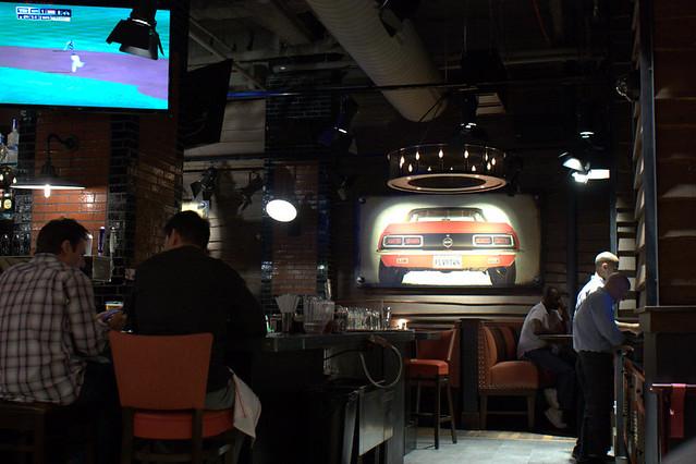 Guys American Kitchen Bar Menu