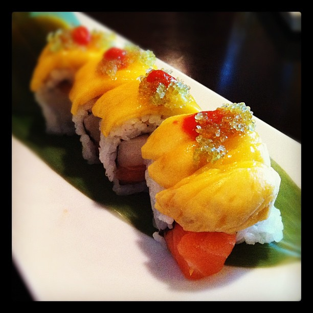 Mango Mango Roll | Flickr - Photo Sharing!