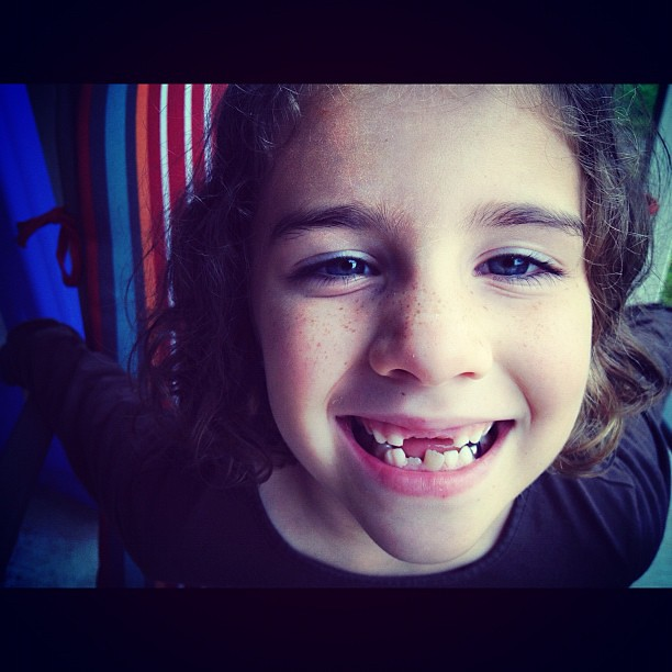 """Somebody is going to sing """"all I want for Christmas is my two front teeth...."""""""