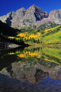 Maroon Bells Autumn