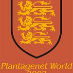 plantagenet world 2002 class t-shirt --