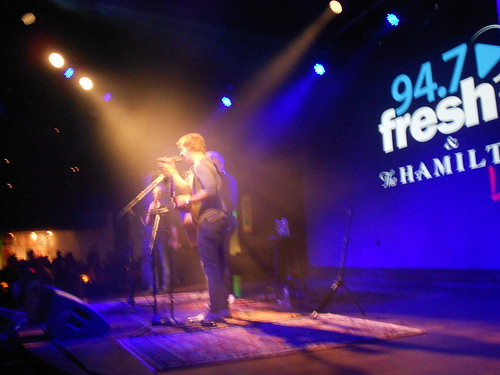 The Tommy Show and 94.7 FRESH FM Host Exclusive Acoustic Concert with Matchbox Twenty this Friday at the Hamilton Live!
