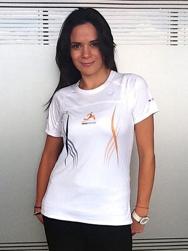 Playera Carrera Profuturo 2012 - Nike Dri-Fit Miler