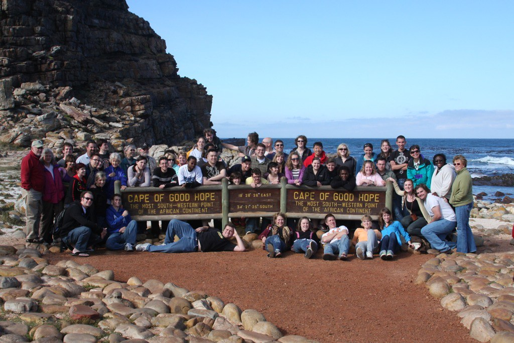 Northern Arizona Shrine of the Ages Choir and the Master Chorale of Flagstaff 2009 Tour of South Africa