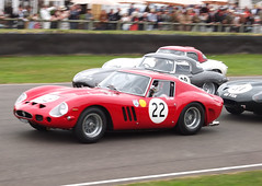 maserati 450s(0.0), race car(1.0), automobile(1.0), vehicle(1.0), performance car(1.0), automotive design(1.0), ferrari 250 gto(1.0), ferrari s.p.a.(1.0), antique car(1.0), land vehicle(1.0), supercar(1.0), sports car(1.0),