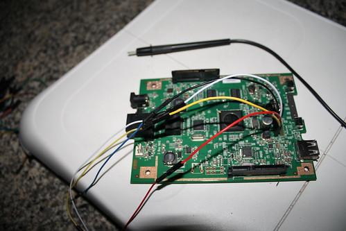 D-Link DNS320 Serial Port