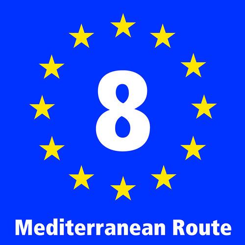 EuroVelo 8 - Mediterranean Route