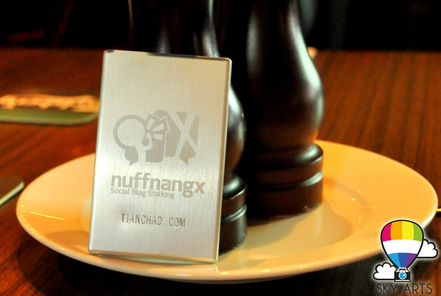 NuffnangX Read Blog mobile application by Nuffnang Malaysia customized Pendrive