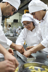 culinary art, cook, food, food processing, dish, chef, cooking, person,
