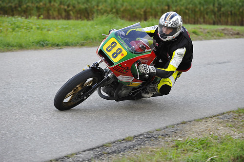 classic motorcycle Oldtimer Grand Prix 2012 Schwanenstadt Austria Copyright B. Egger :: eu-moto images 0381