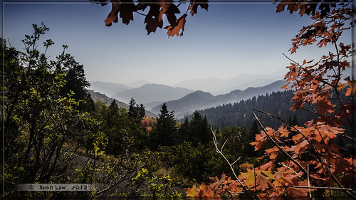 Smokey Mountains Utah by Just Used Pixels
