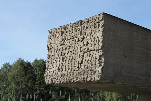 Muzeum w Sztutowie - Pomnik by xpisto1
