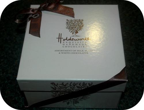 Holdsworth Theobroma Cube