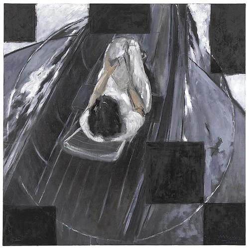 Roberto Mangú - Mar Adentro - étude, 2011