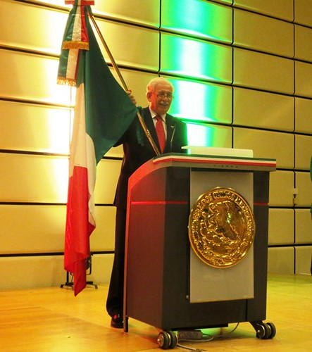 CCII Aniversario de la Independencia de México en Austria