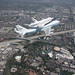 Endeavour over the Los Angeles Area (ED12-0317-046) by NASA HQ PHOTO