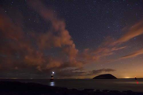 'By The Starlight' - Black Point, Anglesey