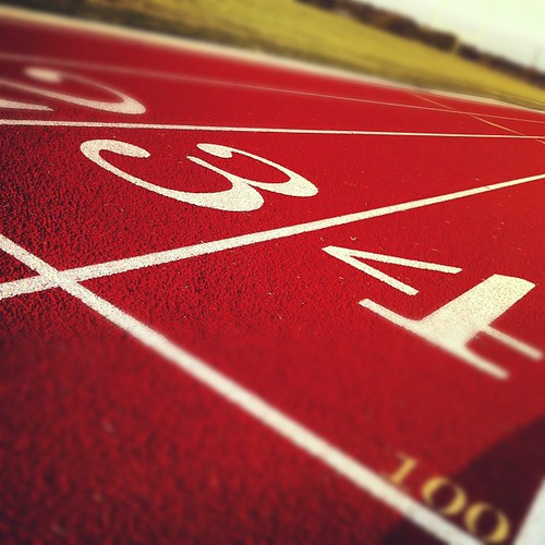 Doing it #track #running