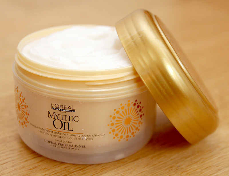 loreal mythic oil nourishing masque
