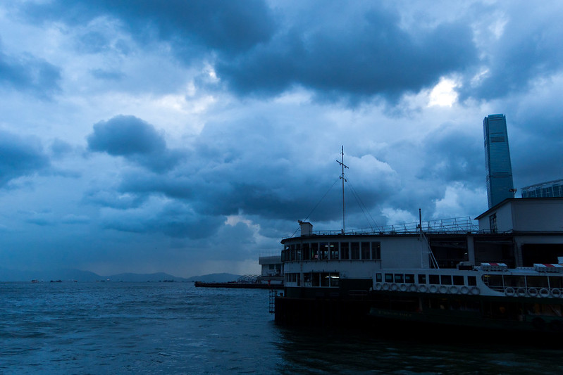 雲 BY PENTAX Q