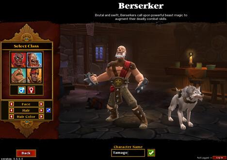 Torchlight 2 Berserker