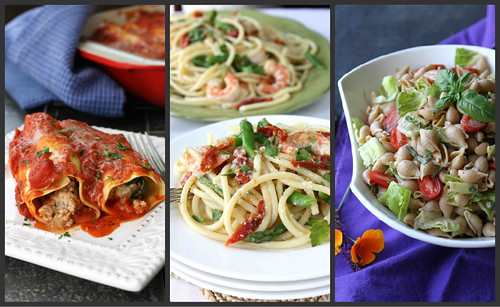 Carbo-Loading Pasta Recipes by Cookin' Canuck