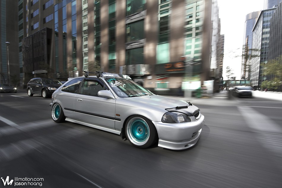 Illmotion Im Feature Adam Fulton S Honda Civic Ek Hatch