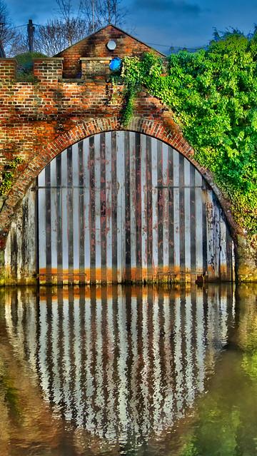 boathouse - worsley