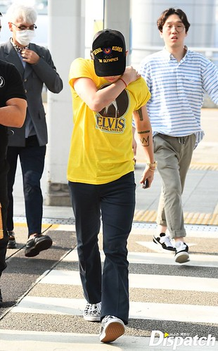 Big Bang - Incheon Airport - 07aug2015 - Dispatch - 04