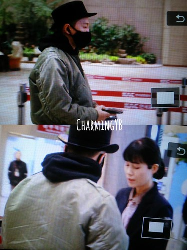 Big Bang - Gimpo Airport - 27feb2015 - Tae Yang - charmingyb - 01