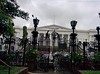 Asiatic Society. As majestic as ever. Calm witness to the traffic and illegal double parking. :-)