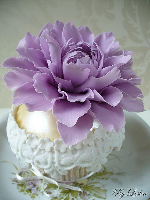 Gorgeous Cupcake by Rachel Alexander