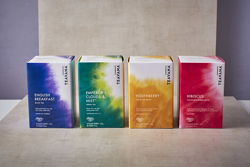 Teavana Packaged Tea