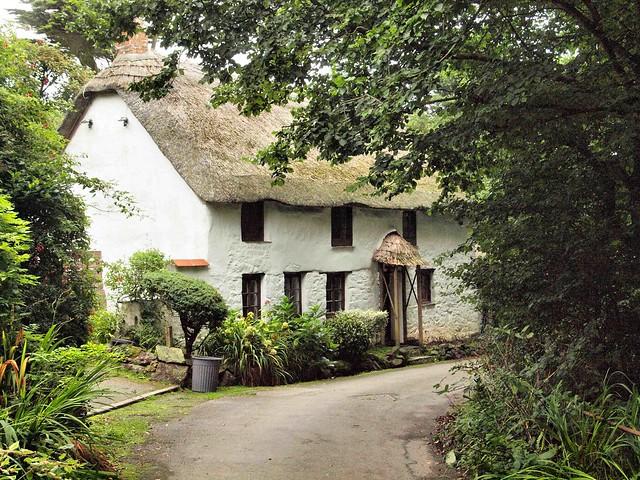 001 Cornish Cottage