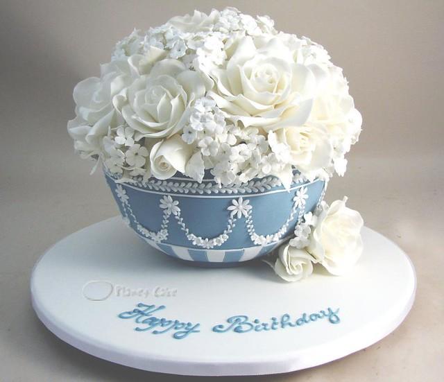 Birthday Cake by Planet Cake