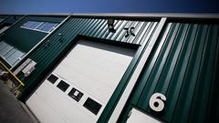 Usi industriale sectionale doorteTECK - Smilo Holding Cluj