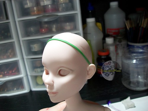 HOW TO: measure a doll head for a wig. 7750910802_cafb4c86f0